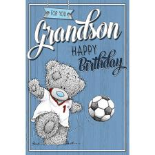 For You Grandson Me to You Bear Birthday Card