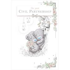 On Your Civil Partnership Me to You Bear Card