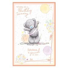 Birthday Decorations Me to You Bear Birthday Card
