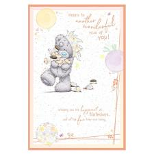 Another Wonderful Year Me to You Bear Birthday Card