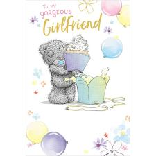 Gorgeous Girlfriend Me to You Bear Birthday Card