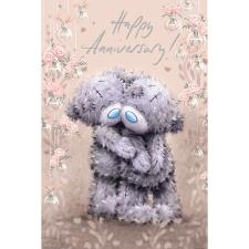 Happy Anniversary Me to You Bear Anniversary Card