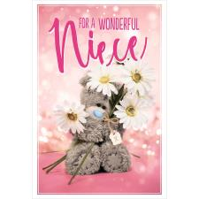Wonderful Niece Me to You Bear Birthday Card