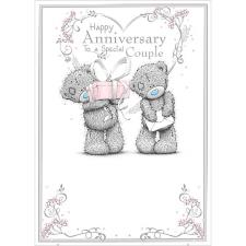 Anniversary Couple Me To You Bear Card