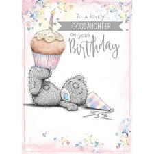 Lovely Goddaughter Me To You Bear Birthday Card