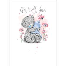 Get Well Soon Me To You Berar Card