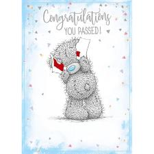 Driving Test Congratulations Me to You Bear Card