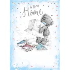 A New Home Me To You Bear Card