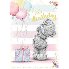 It's Your Birthday Me to You Bear Birthday Card