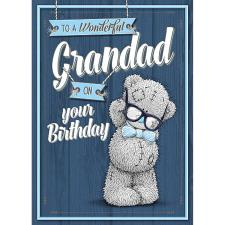 Wonderful Grandad Me to You Bear Birthday Card