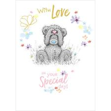 On Your Special Day Me to You Bear Birthday Card