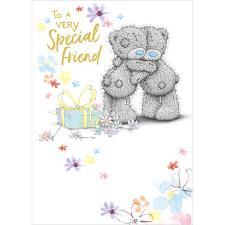Very Special Friend Me to You Bear Birthday Card