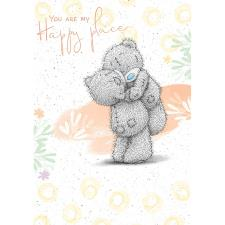 My Happy Place Me to You Bear Card