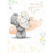 Special You Me to You Bear Card