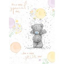 Special Day Me to You Bear Birthday Card
