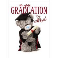 On Your Graduation Me To You Bear Card