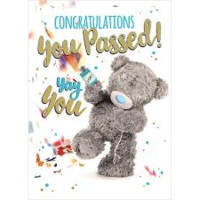 Exam Congratulations Me to You Bear Card