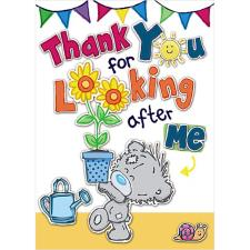 Thank You For Looking After Me My Dinky Me to You Bear Card