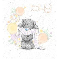 Birthday Banner Me to You Bear Birthday Card
