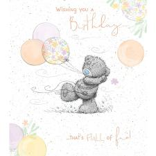 Birthday Fun Me to You Bear Birthday Card