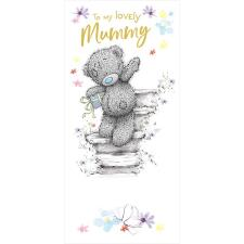 Mummy Me to You Bear Birthday Card