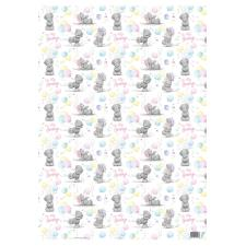 Celebration Me to You Bear Gift Wrap