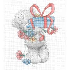 Gift For You Me to You Bear Cross Stitch Kit