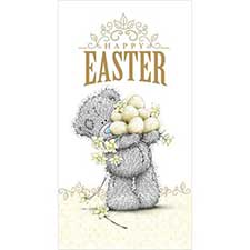 Happy Easter Me to You Bear Easter Card