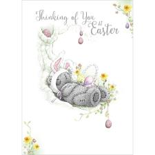 Thinking Of You Me to You Bear Easter Card