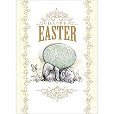 Happy Easter Giant Egg Me to You Bear Card