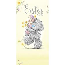 Easter Wishes Me to You Bear Easter Money Wallet