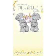 Wonderful Mum & Dad Me to You Bear Easter Card