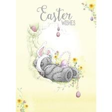 Easter Wishes Me to You Bear Easter Card