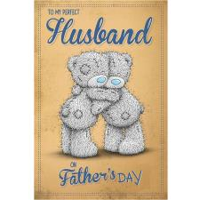 Perfect Husband Me to You Bear Fathers Day Card