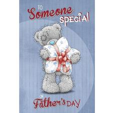 Someone Special Me to You Bear Fathers Day Card