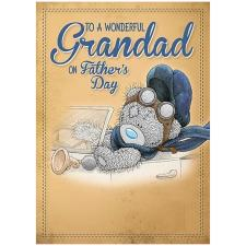 Wonderful Grandad Me to You Bear Fathers Day Card