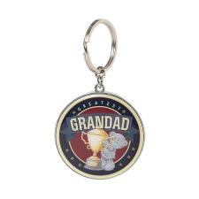 Grandad Me To You Bear Metal Key Ring
