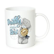 Daddy You're The Best Me to You Bear Boxed Mug