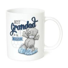 Best Grandad Me to You Bear Boxed Mug