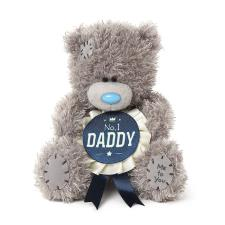 "4"" No.1 Daddy Rosette Me To You Bear"