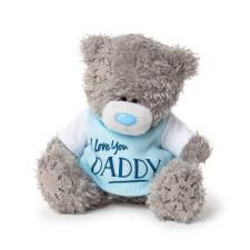 "4"" I Love You Daddy T-Shirt Me to You Bear"