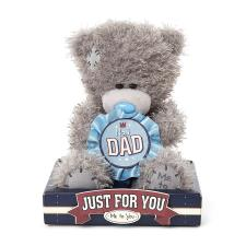 "7"" No.1 Dad Rosette Me To You Bear"