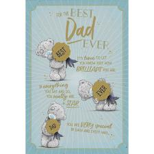 Dad Verse Me to You Bear Father's Day Card