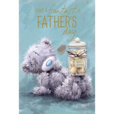 Fantastic Father's Day Me to You Bear Father's Day Card