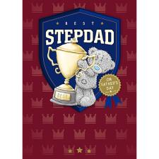 Stepdad Me To You Bear Fathers Day Card