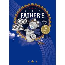 Car Crazy Me To You Fathers Day Card