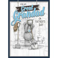 Great Grandad Me to You Fathers Day Card