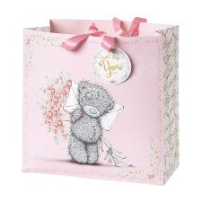 Large With Flowers Me to You Bear Gift Bag