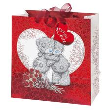 Large With Love Me to You Bear Gift Bag