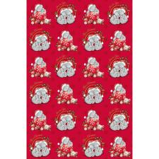 4m Me to You Bear Christmas Roll Wrap